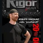 Rigor Gear Discount