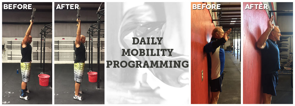 Daily Mobility Programming